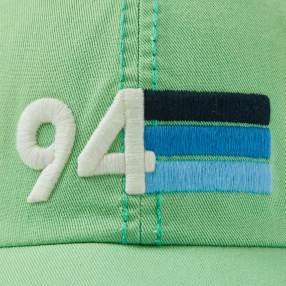 94 Stripes Sunwashed Chill Cap