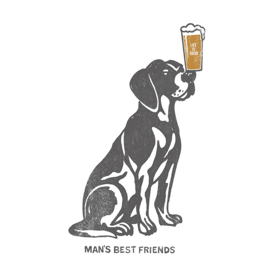 Mans Best Friend Wall Art