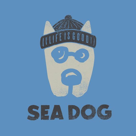 Sea Dog Wall Art