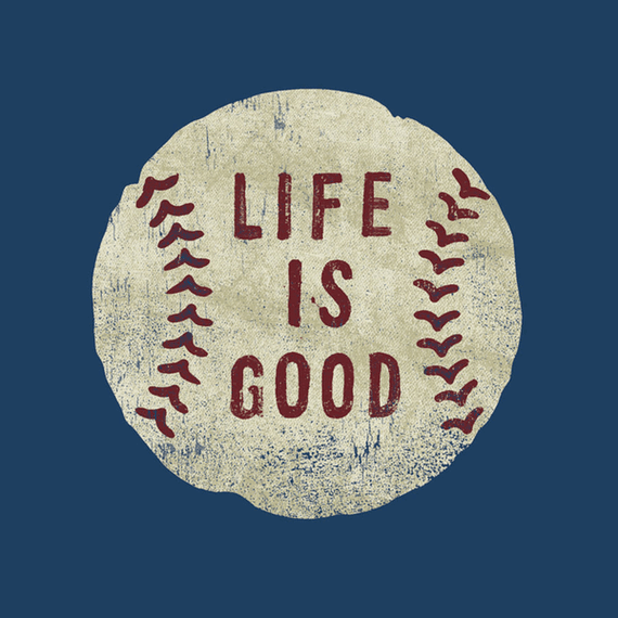 Home Vintage Baseball Wall Art | Life is Good® Official Site