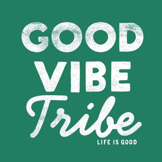 Good Vibe Tribe Wall Art