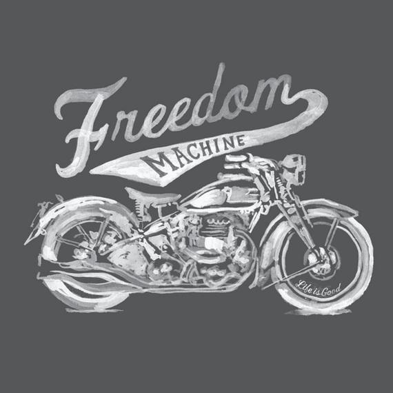 Freedom Machine Wall Art