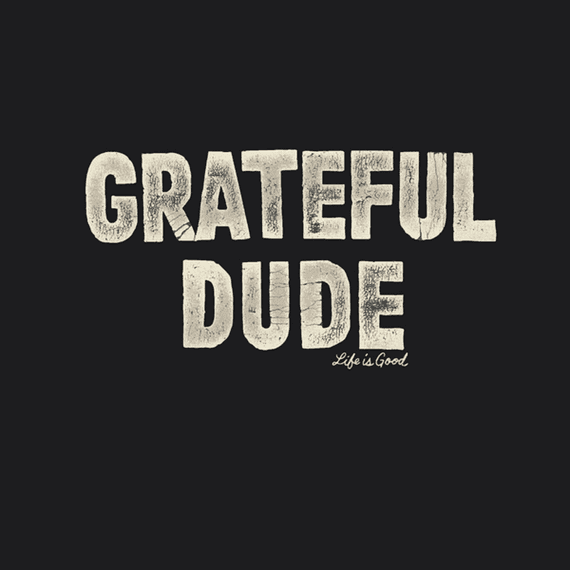 Grateful Dude Wall Art