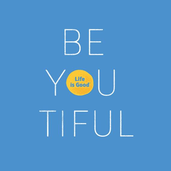 Be You Tiful Dot Wall Art