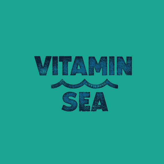 Vitamin Sea Wall Art