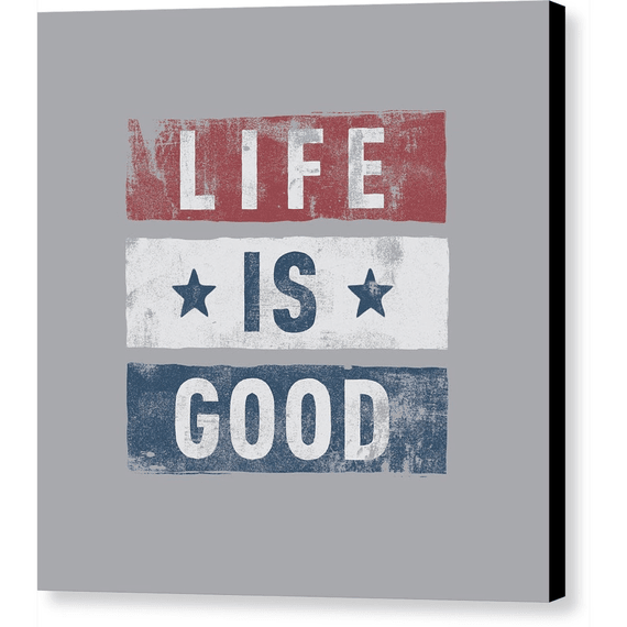 Home Kick Back Fish Wall Art Life Is Good Official Site