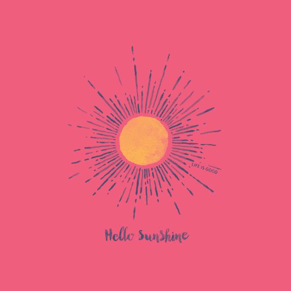 Sun Shine Wall Art