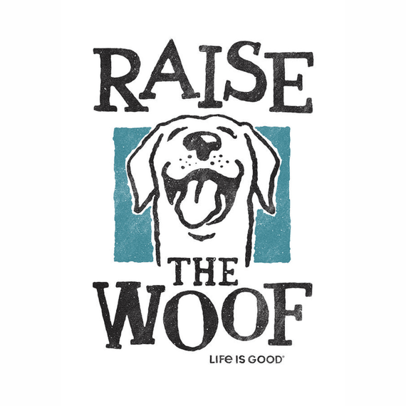Raise The Woof 16X20 Poster