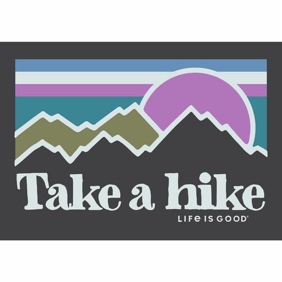 Take A Hike 20X16 Poster