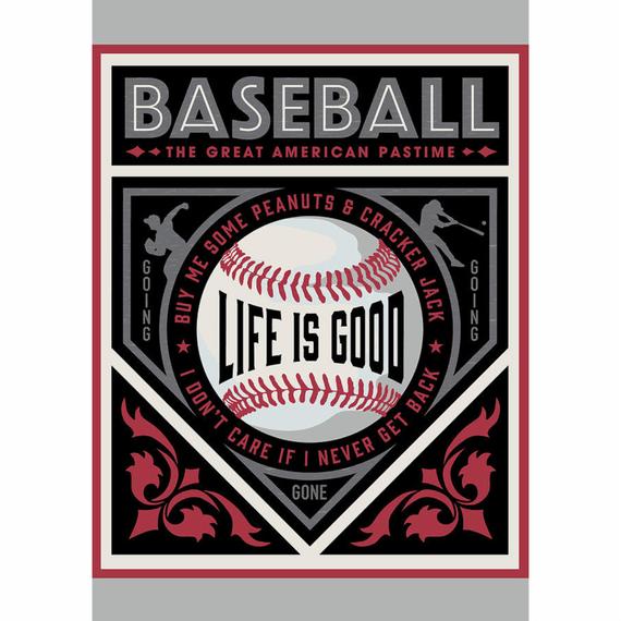 Baseball Manifesto 16X20 Poster