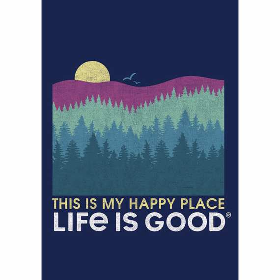 This Is My Happy Place 16X20 Poster