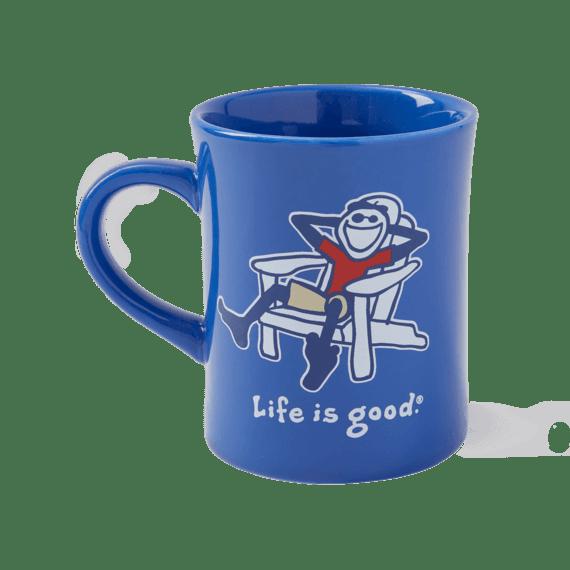 Life is Good Coffee Mug Jake Vintage Collection