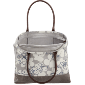 All Over Flowers Tote