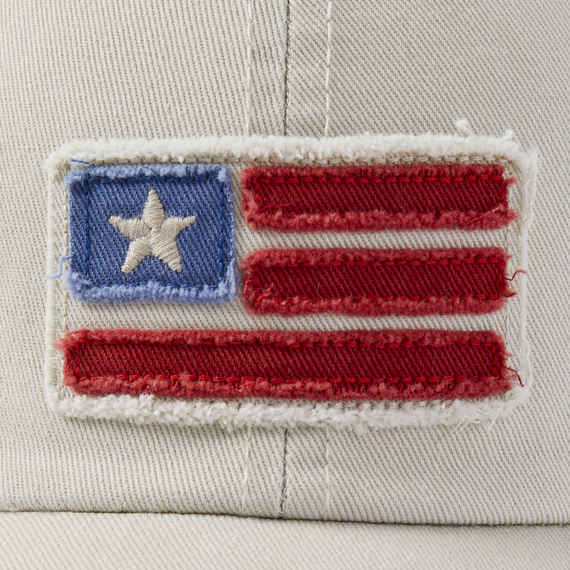 American Flag Kids Chill Cap