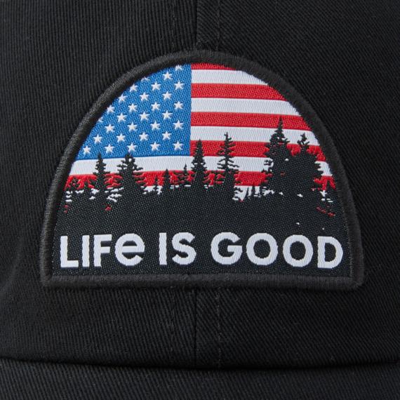 American Landscape Soft Mesh Back Cap