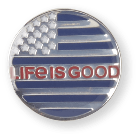 ONE OF OUR BEST SELLERS Happiness Is Gymnastics Lapel Pin