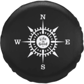 Compass LIG Tire Cover