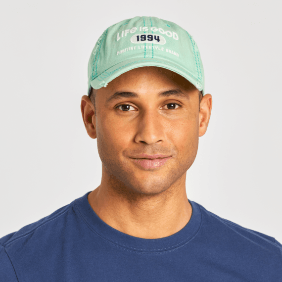 Athletic LIG Sunwashed Chill Cap