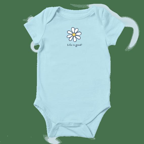 Baby LIG Daisy Vintage Crusher Bodysuit