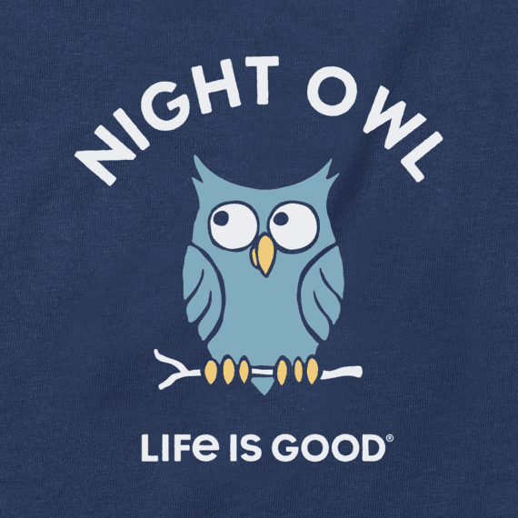 Baby Night Owl Crusher Bodysuit