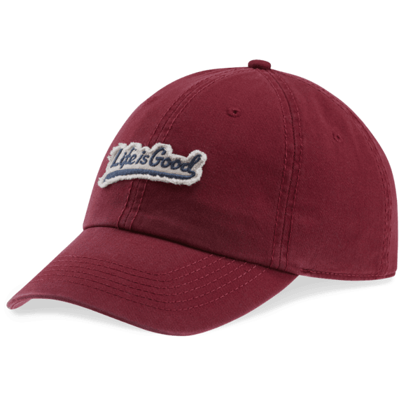Ballyard Script Tattered Chill Cap