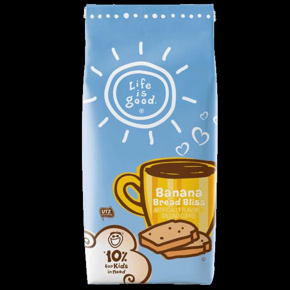 Banana Bread Bliss Coffee