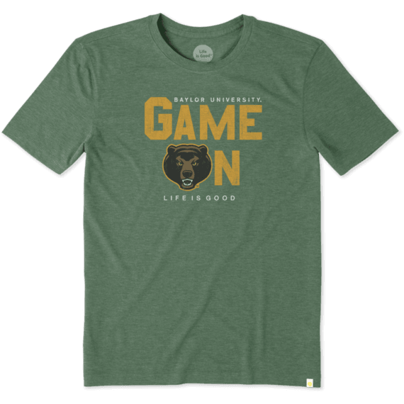 Men's Baylor Game On Cool Tee