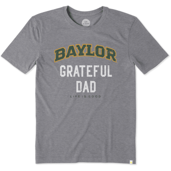Men's Baylor Grateful Dad Cool Tee