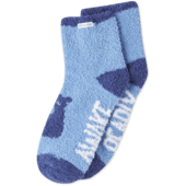 Bearly Awake Snuggle Crew Socks