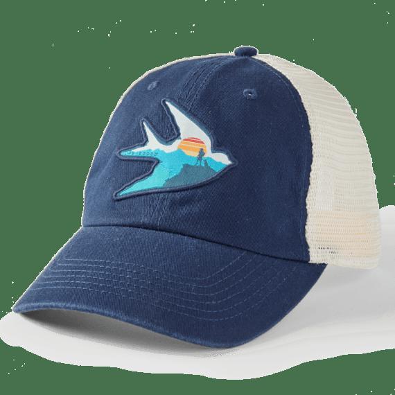 Bird Vista Soft Mesh Back Cap
