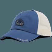 Bison Patch Soft Mesh Back Cap