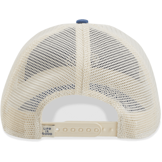 Bison Patch Soft Mesh Back Cap