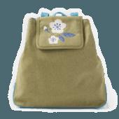 Blooming Pansy Wayfarer Backpack