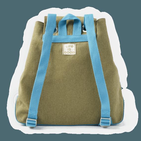 bc745e861627 Blooming Pansy Wayfarer Backpack Blooming Pansy Wayfarer Backpack