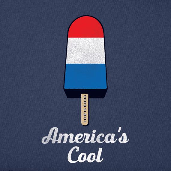 Boys Americana Popsicle Crusher Tee