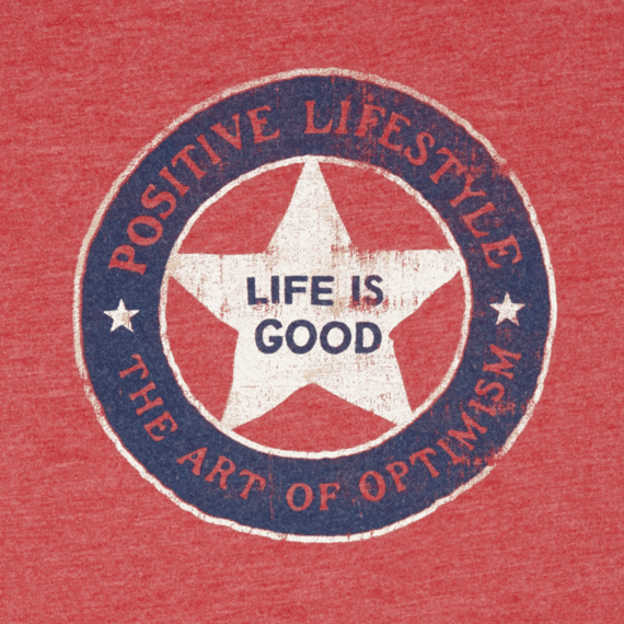 Boys Positive Lifestyle Cool Tee
