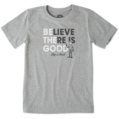 Boys Believe There Is Good Crusher Tee