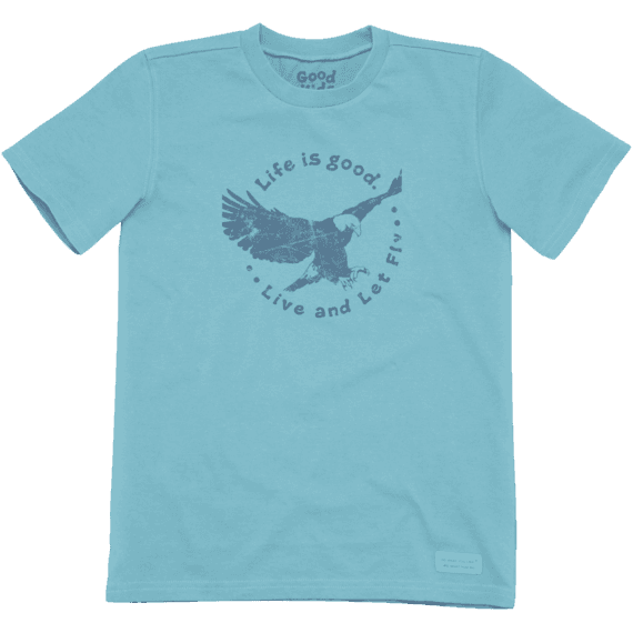 Boys' Live And Let Fly Crusher Tee