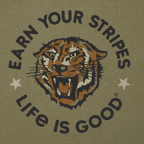 Boys Earn Your Stripes Cool Tee