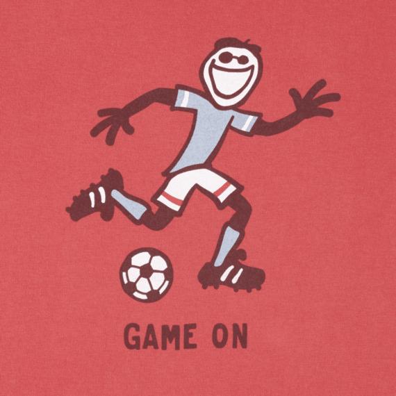 Boys Soccer Crusher Tee