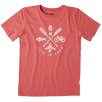 Boys Great Outdoors Cool Tee
