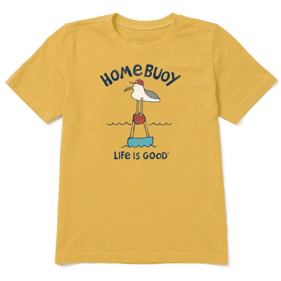 Boys Homebuoy Crusher Tee