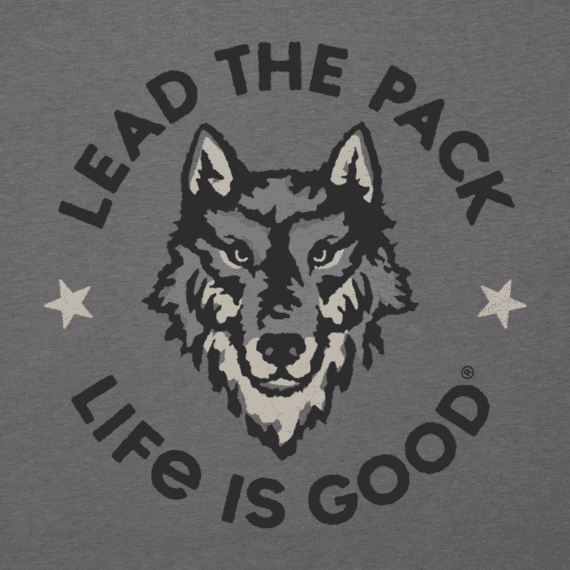 Boys Lead The Pack Cool Tee