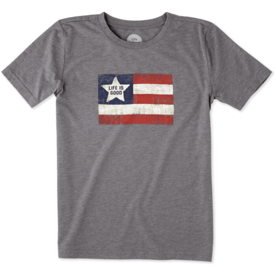 Boys Flag Cool Tee