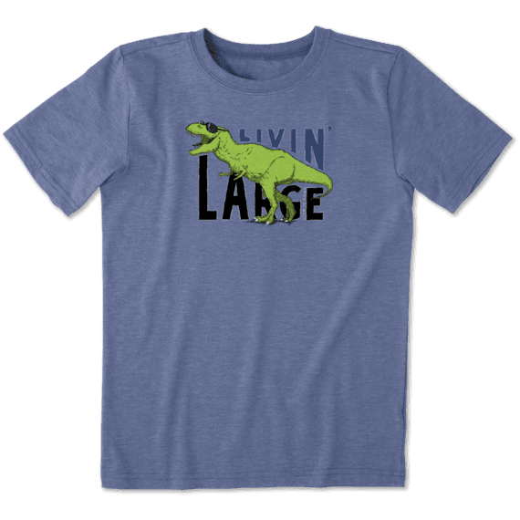 Boys Livin' Large Cool Tee