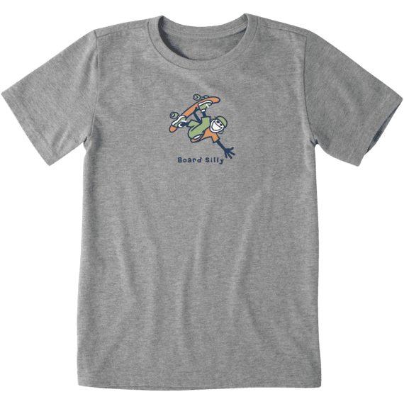 Boys Board Silly Vintage Crusher Tee