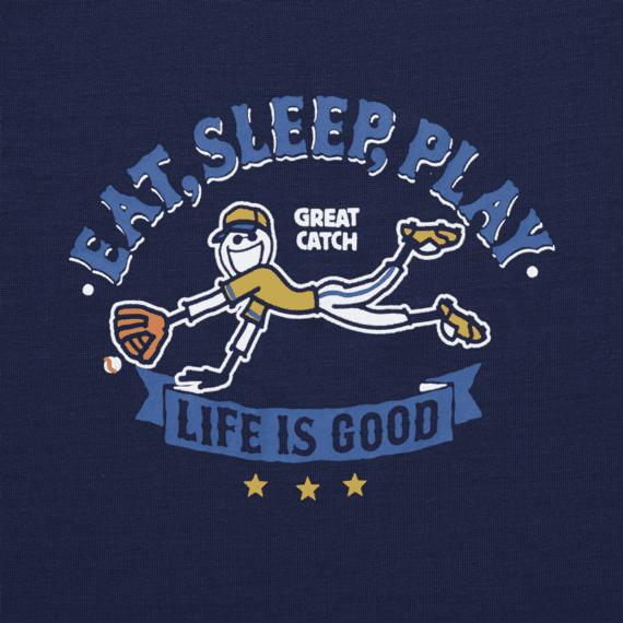 Boys' Baseball Sleep Tee
