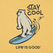 Boys Stay Cool Polar Crusher Tee