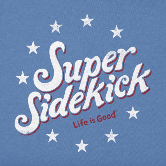 Boys Super Sidekick Crusher Tee