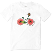 Boys Sweet Time Bike Crusher Tee
